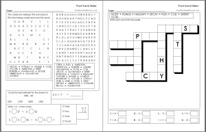Free Teacher Worksheets, Resources, and Math ...
